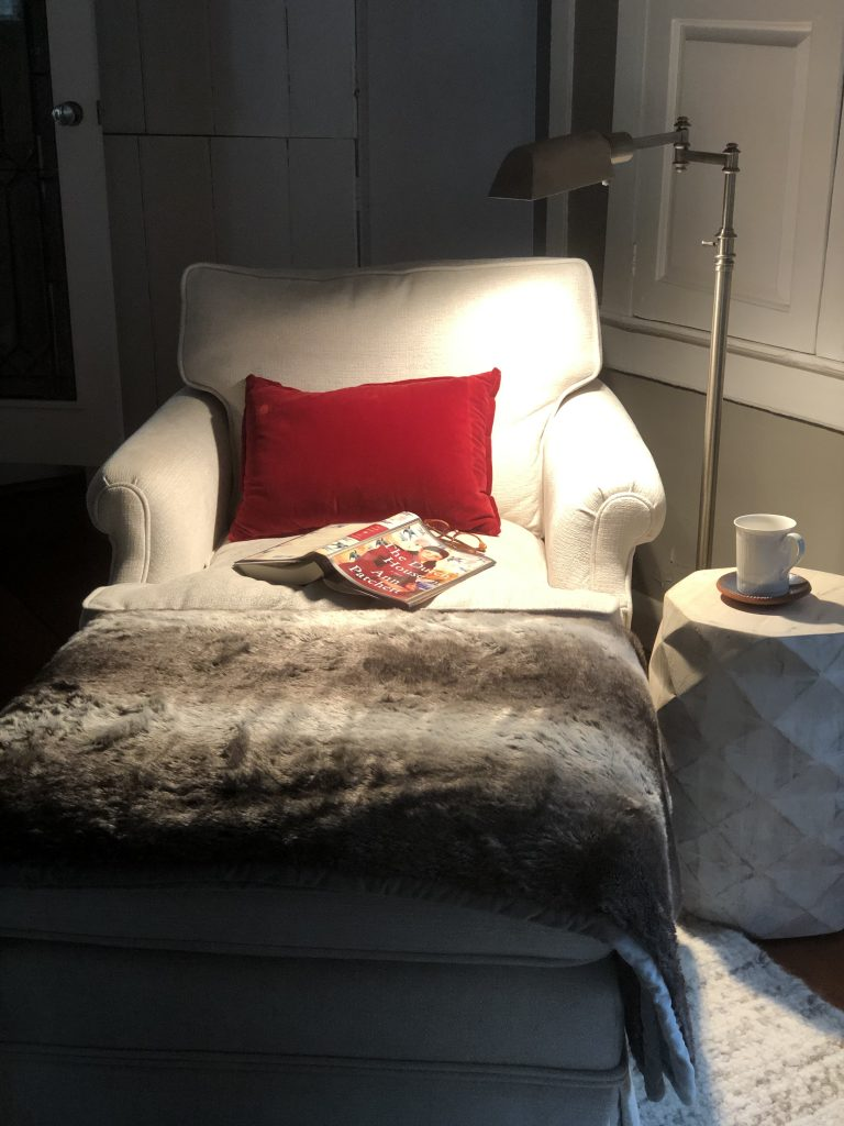 If It's Winter - Do Cozy ~ CDB Home Interior Design