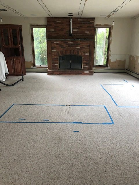 CDB Home Royersford Project Before Pictures